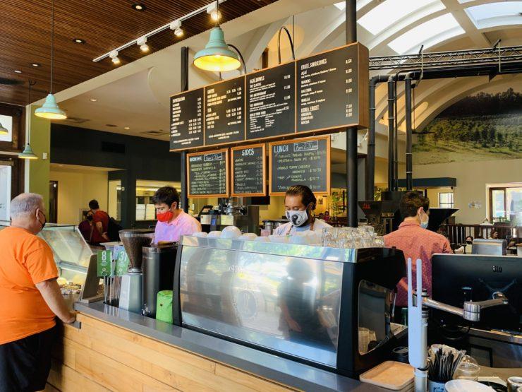 Honolulu Coffee on Kapiolani