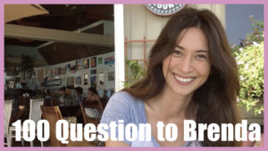 100 Questions to Brenda #1
