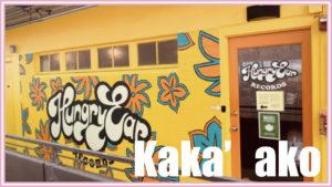 カカアコのショッピングモール・SALTにあるレコードショップ