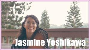 ハワイで注目の若手シンガー Jasmine Yoshikawa