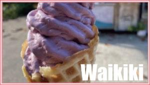 もしかして、ハワイでナンバーワンのアイスですか?