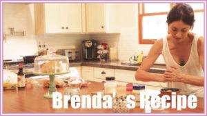 簡単にできるレシピをブレンダさんが2つ教えてくれました